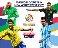 Copa America Centenario Group B Match