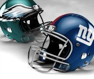 Giants vs. Eagles
