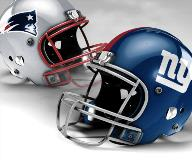 Giants vs. Patriots