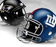 Giants vs. Ravens