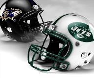 Jets vs. Ravens