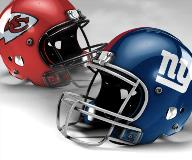 Giants vs Chiefs