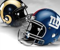 Giants vs Rams
