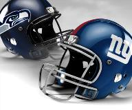 Giants vs Seahawks