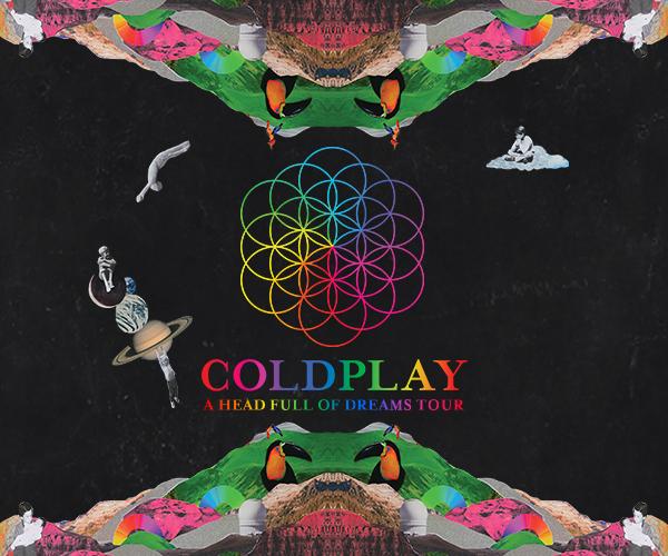 Coldplay Quot A Head Full Of Dreams Tour Quot