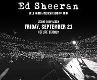 Ed Sheeran: 2018 North American Tour
