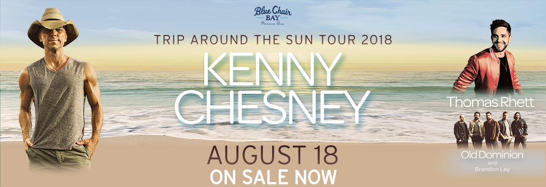 Kenny Chesney Stadium Tour