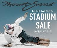Mount Everest Ski Sale 2018