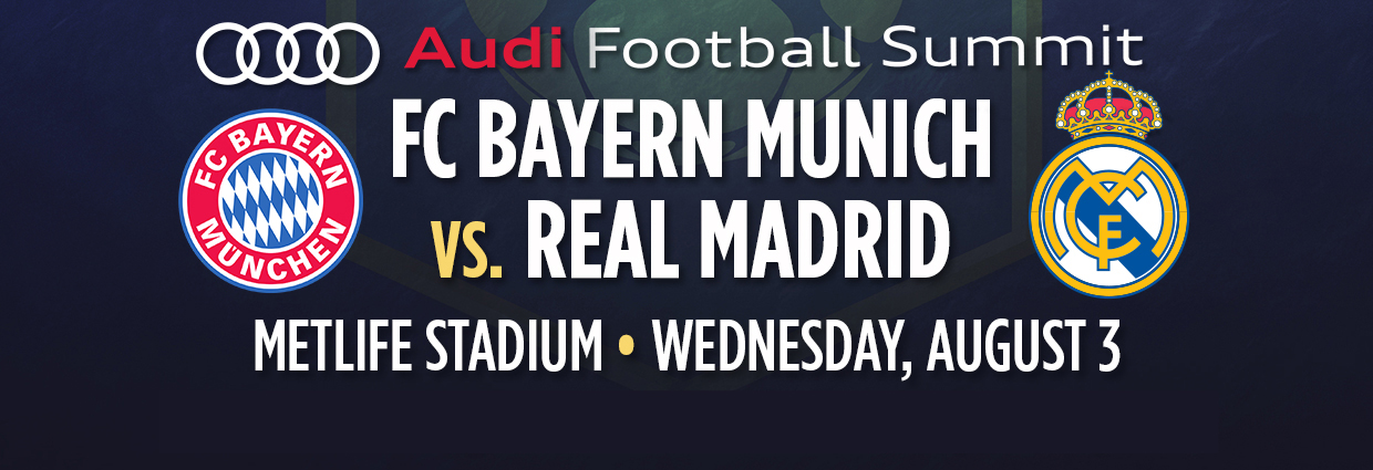 fc bayern vs. real madrid - live stream