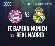 International Champions Cup - FC Bayern Munich vs Real Madrid
