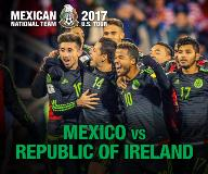 Mexico vs. Republic of Ireland