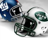 New York Giants vs New York Jets
