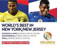 Copa America Centenario Group B Match