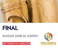 Copa America Centenario Final Match