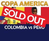 Copa America Centenario Quarterfinal Match