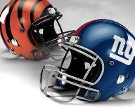 Giants vs. Bengals