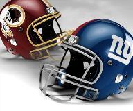 Giants vs. Redskins