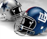 NY Giants vs Dallas Cowboys