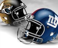 NY Giants vs Jacksonville Jaguars