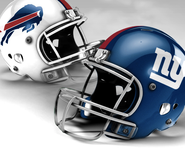 NY Giants vs Buffalo Bills