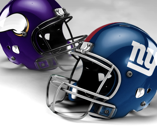 NY Giants vs Minnesota Vikings