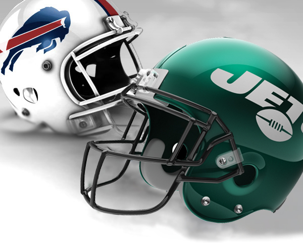 NY Jets vs Buffalo Bills
