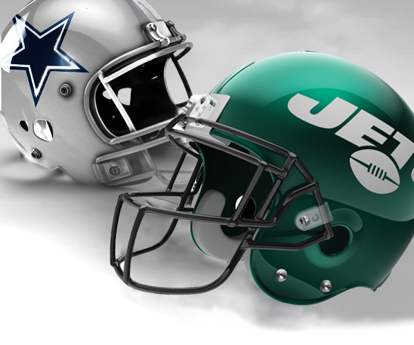 NY Jets vs Dallas Cowboys