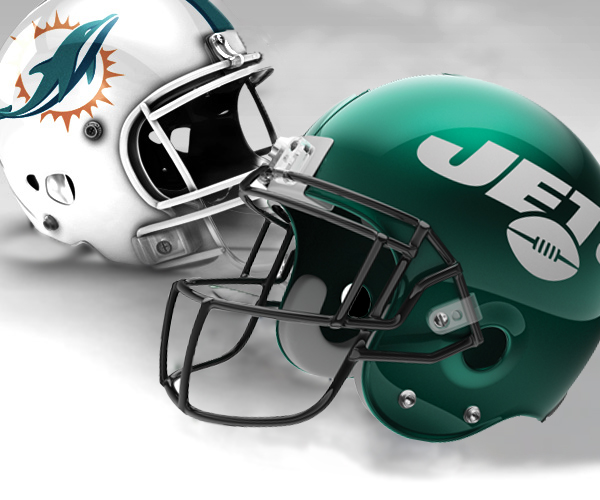 NY Jets vs Miami Dolphins