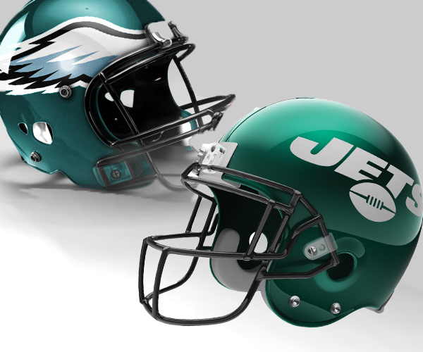 NY Jets vs Philadelphia Eagles