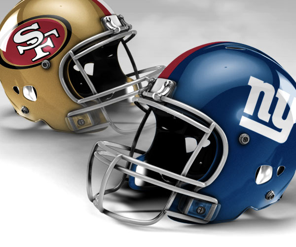 New York Giants vs San Francisco 49ers