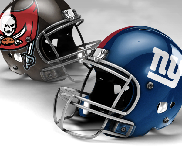 New York Giants vs Tampa Bay Buccaneers