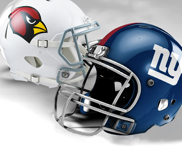 New York Giants vs Arizona Cardinals
