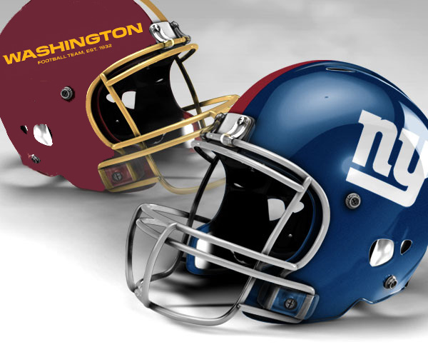 New York Giants vs Washington Football Team