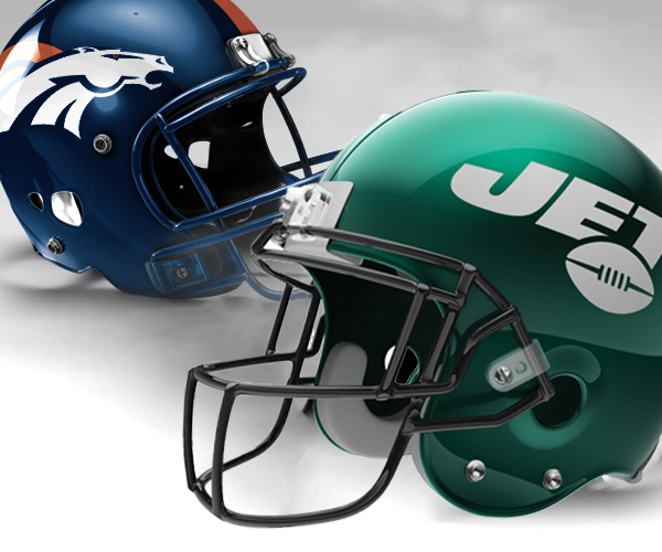 New York Jets vs Denver Broncos