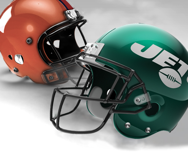 New York Jets vs Cleveland Browns