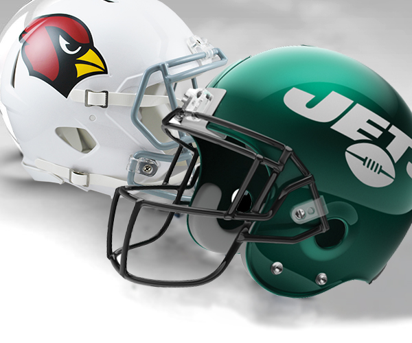 New York Jets vs Arizona Cardinals
