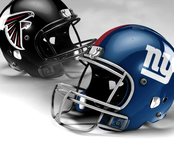 New York Giants vs Atlanta Falcons