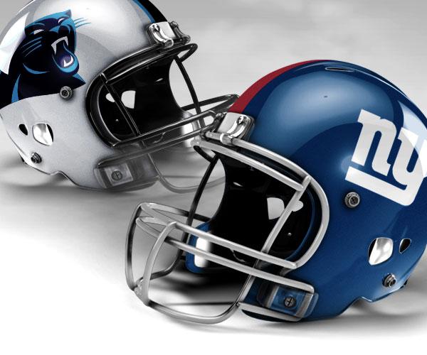 New York Giants vs Carolina Panthers