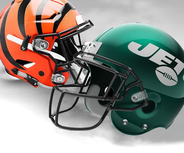 New York Jets vs Cincinnati Bengals