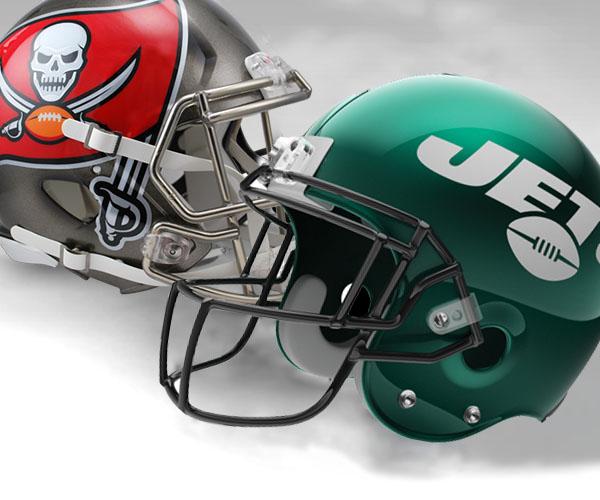 New York Jets vs Tampa Bay Buccaneers