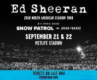 Ed Sheeran: 2018 North American Tour