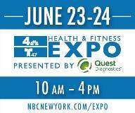 NBC 4 New York & Telemundo 47 Health & Fitness Expo, presented by Quest Diagnostics™