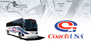 Coach USA 351 MEADOWLANDS EXPRESS