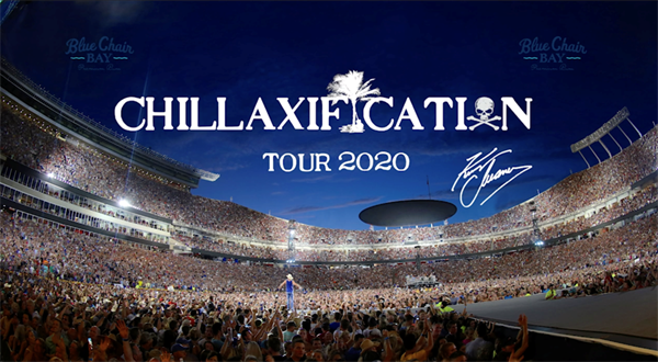 Chillaxification Tour Image