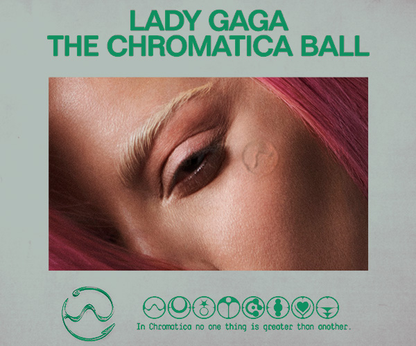 RESCHEDULED FROM 8.19.20 - Lady Gaga