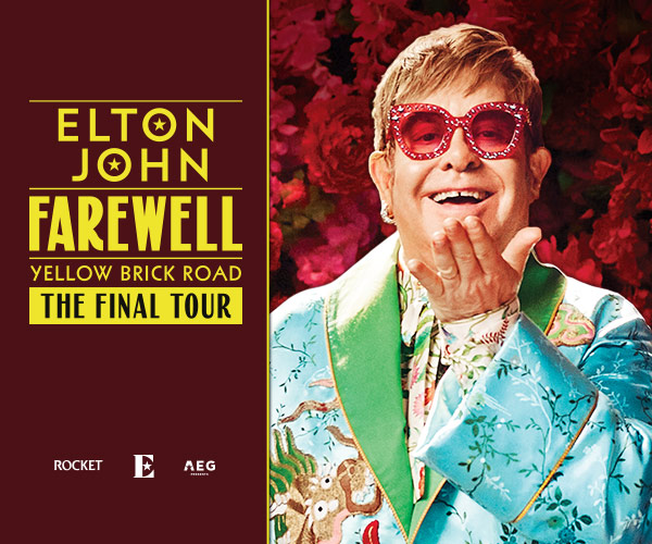 Elton John: Farewell Yellow Brick Road The Final Tour